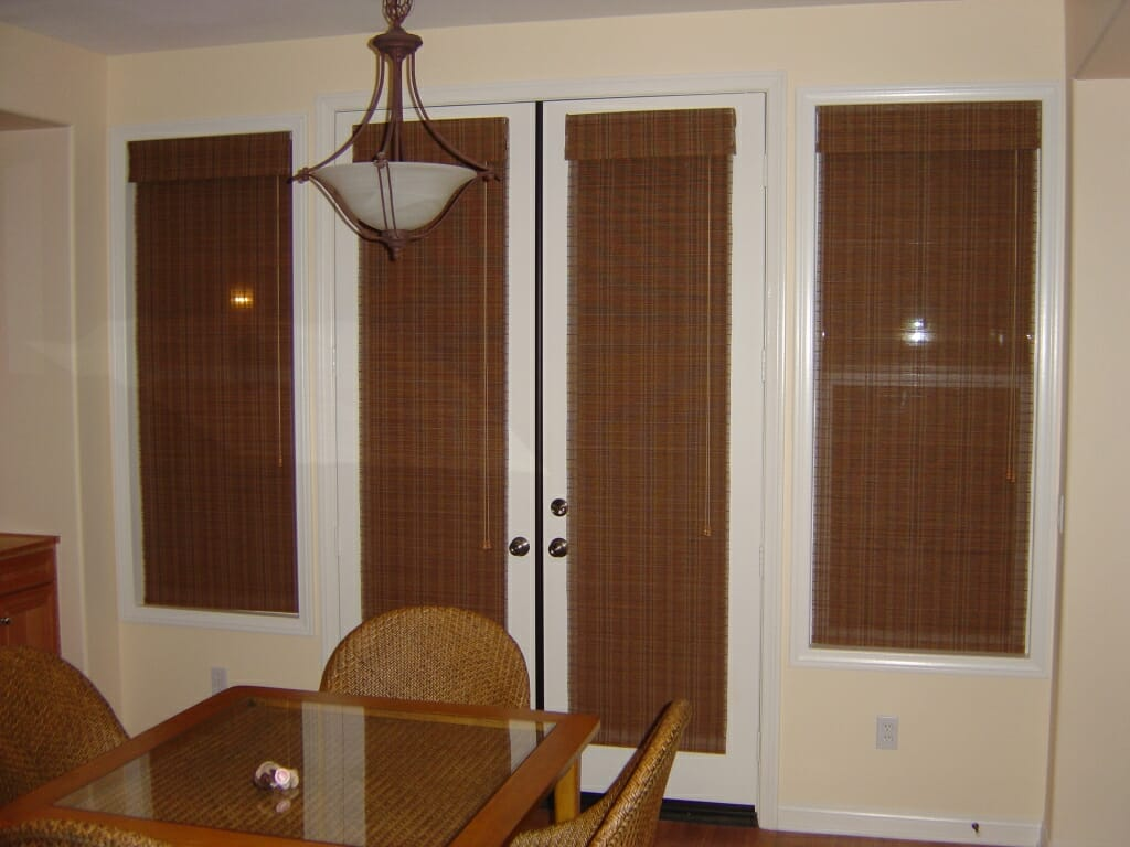 Window Treatment Ideas for Doors Video & Photo Gallery