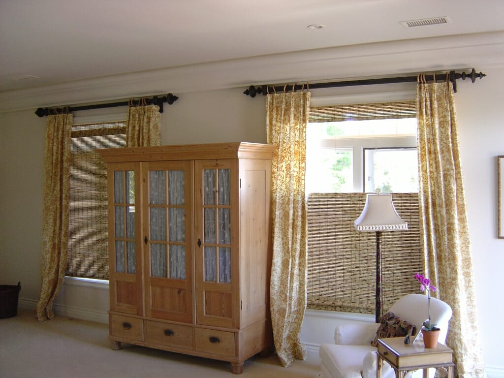 Window treatment ideas for the bedroom video photo gallery for Window treatments bedroom ideas