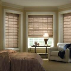 Light Filtering And Room Darkening Options