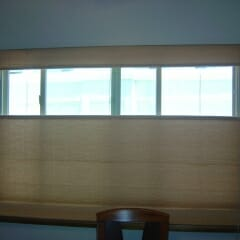 Tdbu Woven Wood Partial Privacy