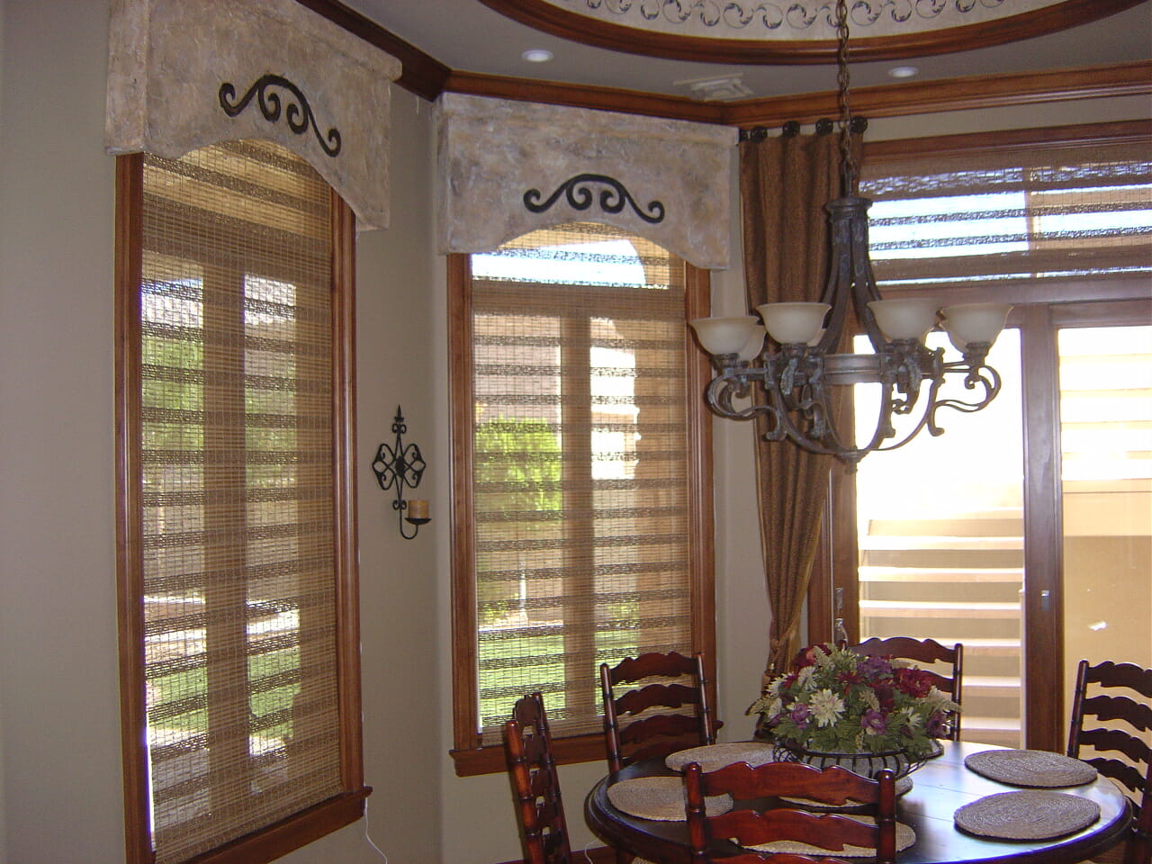 Woven Wood Shades Woven Wood Blinds Bamboo Blinds Home Design Ideas