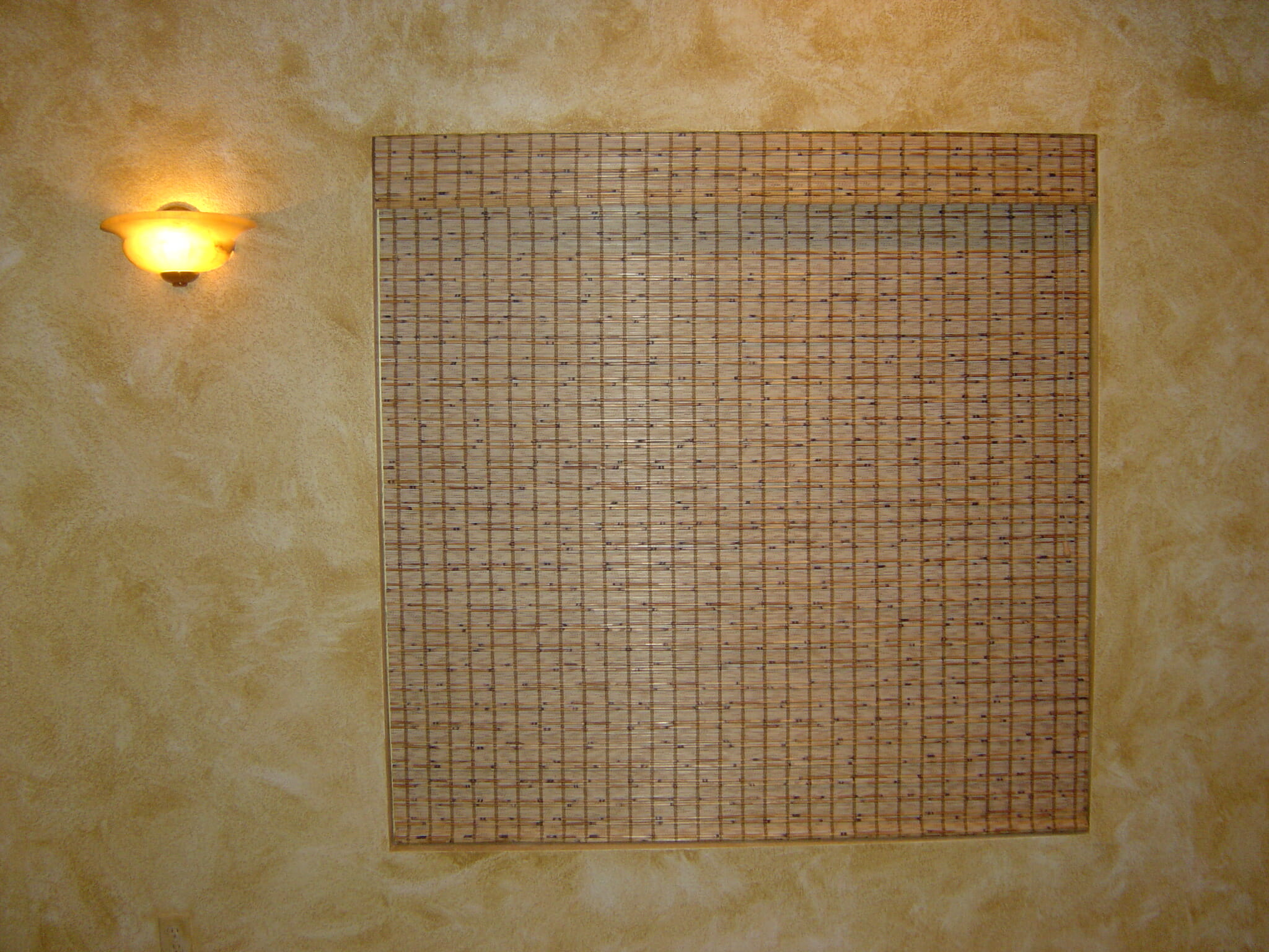 Woven Wood Shades Video Photo Gallery