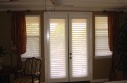 Window Treatment Ideas for Doors