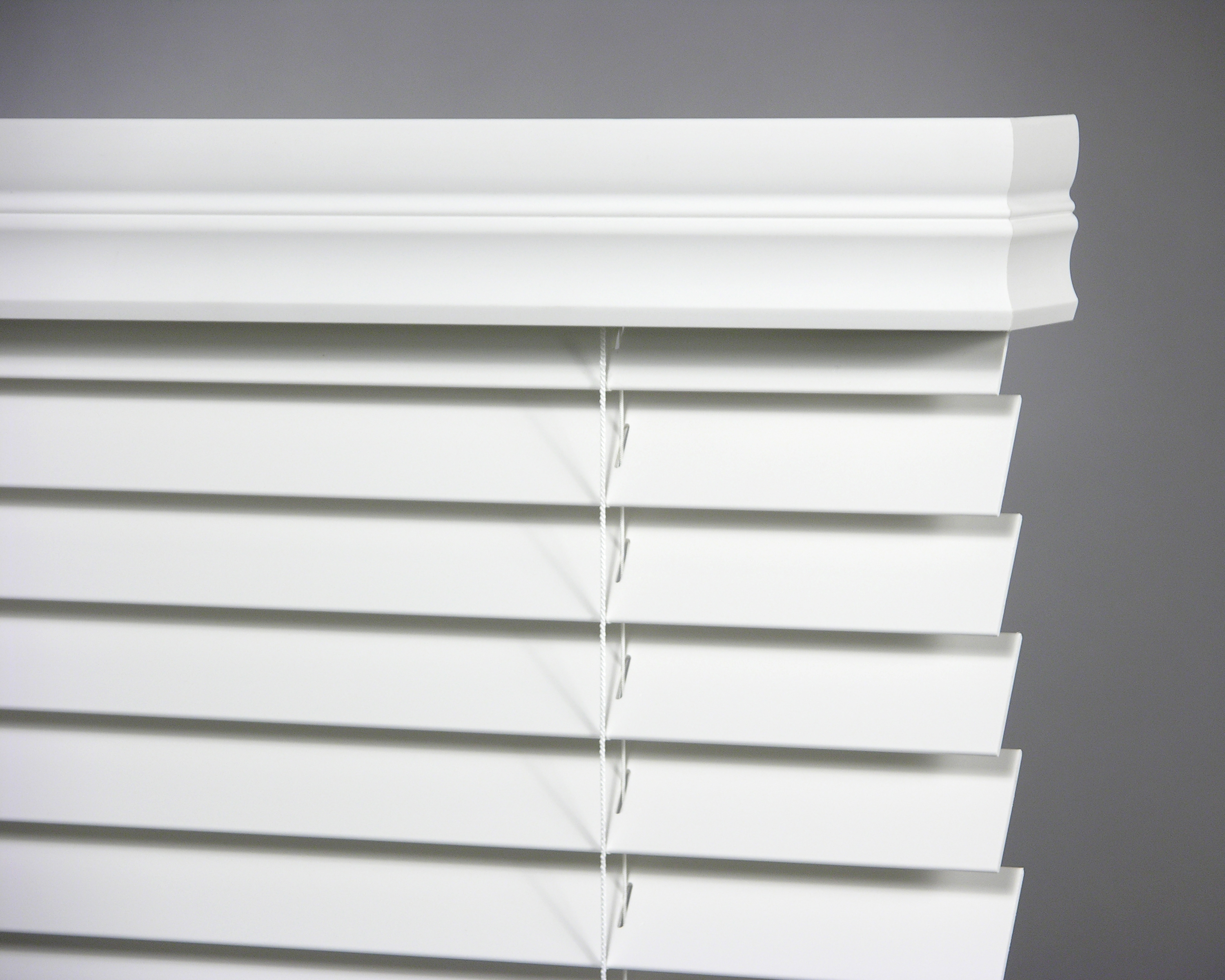 Real wood vs faux wood blinds - Faux Wood Blinds
