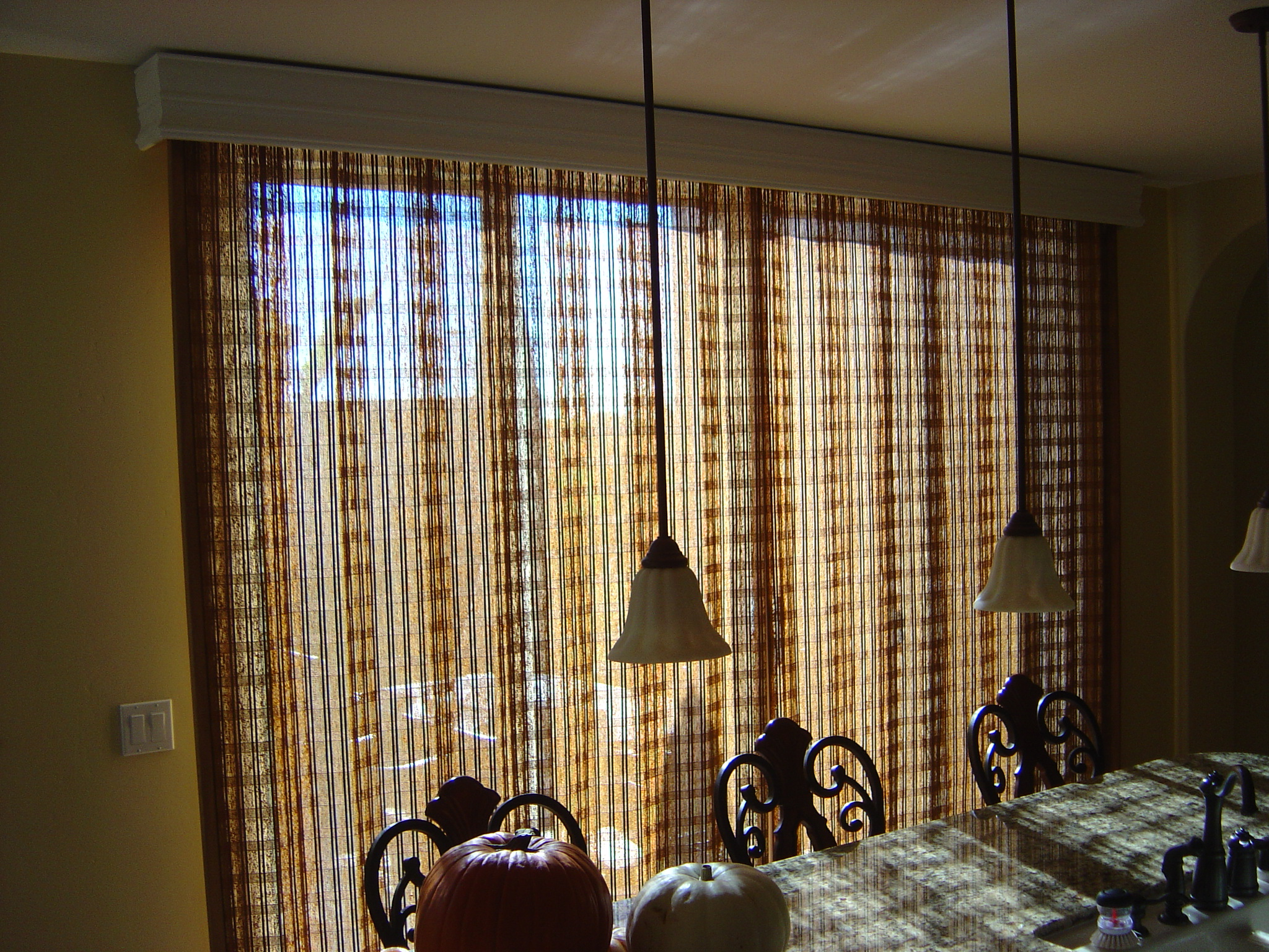 Avert 233 Natural Fold Woven Shades 3 Blind Mice Window