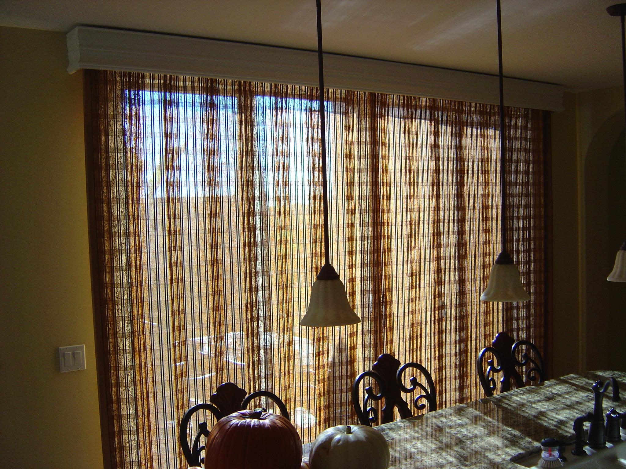 Avert 233 Natural Fold Woven Shades 3 Blind Mice Window