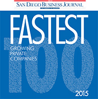 39th Fastest Growing Company in San Diego