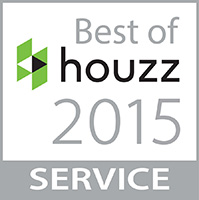 Best of Houzz Service Award 2015