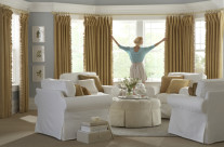 Custom Curtains & Drapes