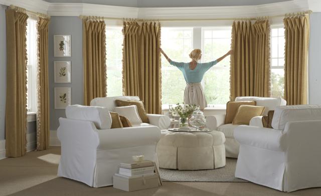 Custom Curtains Drapes 3 Blind Mice Window Coverings