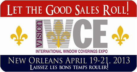 Vision13: International Window Coverings EXPO