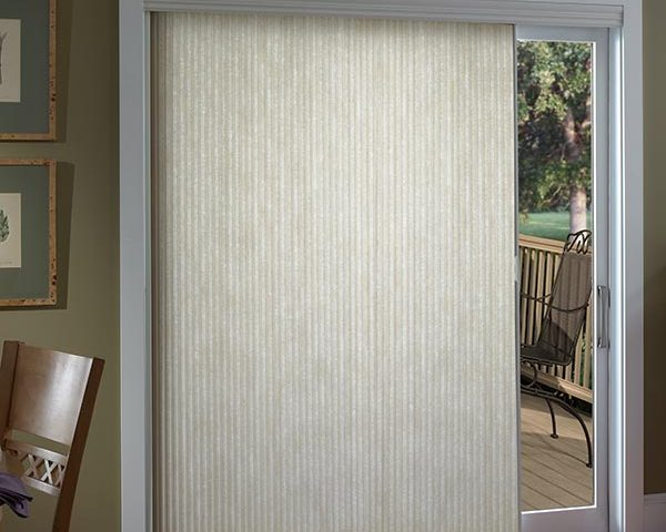Verti Cell Vertical Cellular Shades 3 Blind Mice Window Coverings