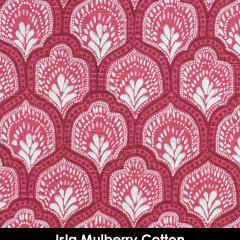 Isla Mulberry Cotton
