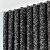 ripple fold pleat style
