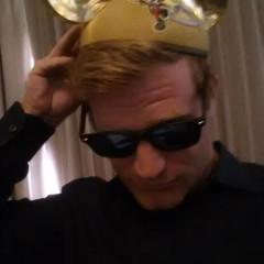 Roger tower - Blind mouse selfie