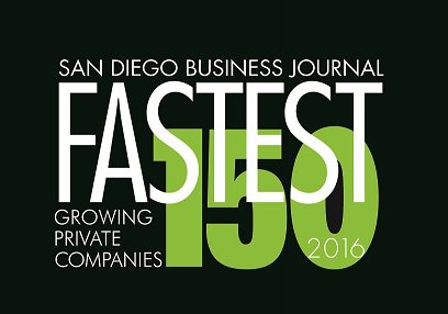 3 Blind Mice named 50th fastest growing company in San Diego for 2016