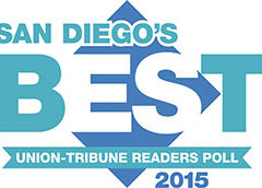 Best of San Diego: Award for Window Coverings / Shutter Company