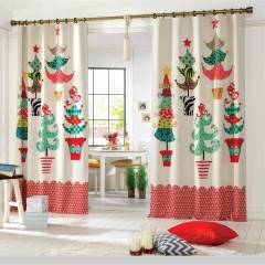 Holiday Window Coverings