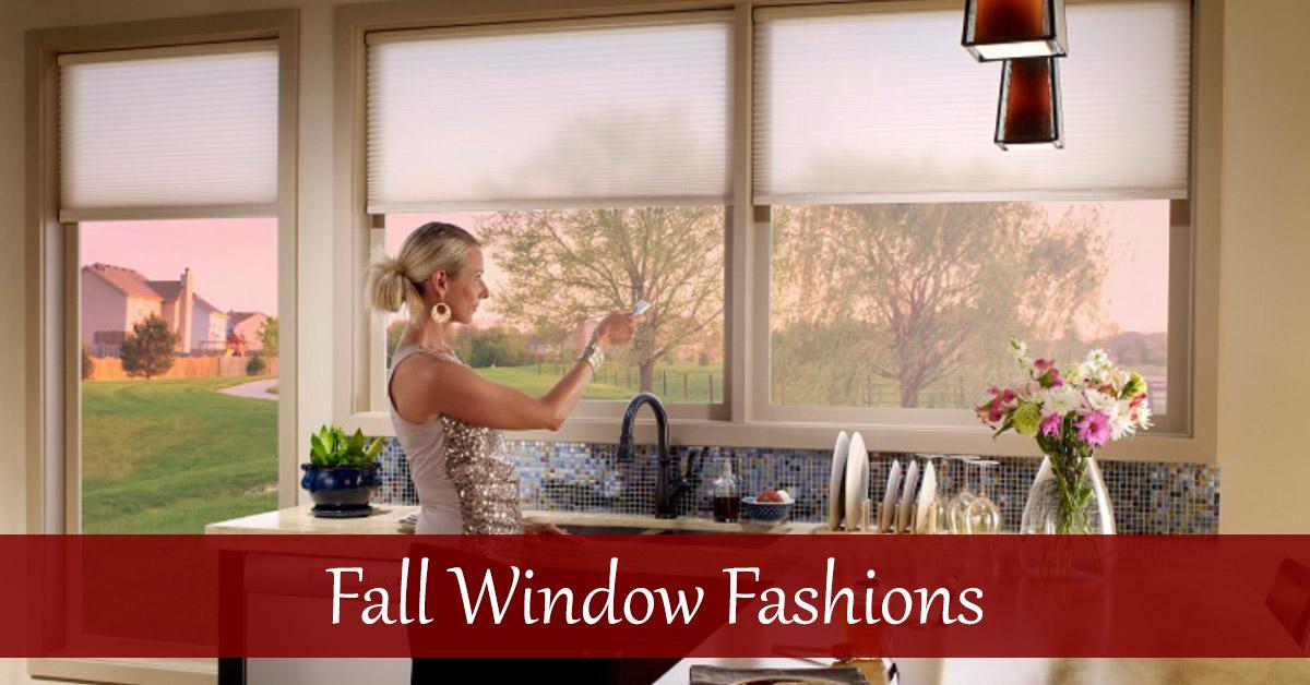 fall window fashion trends 2016