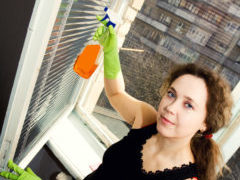 How to Clean Window Coverings