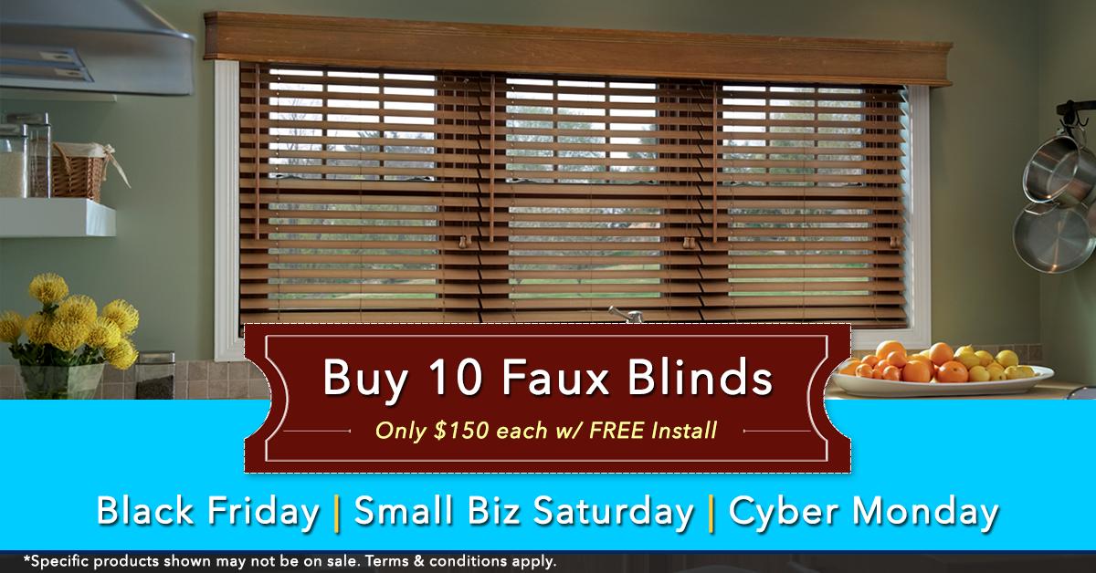 faux-blinds
