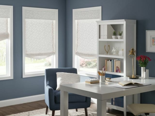 Home Office Window Treatments California