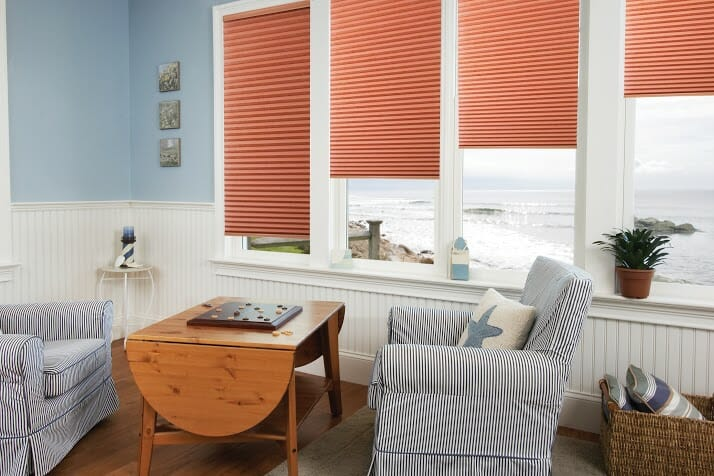 The Seaside Collection: New Cellular Shades from 3 Blind Mice