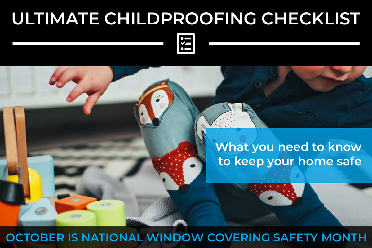 Ultimate Childproofing Checklist - What You Need to Know!