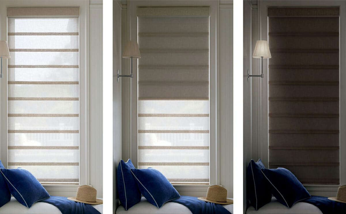 The Window Treatment Design Trends That Are In And Out In 2021 3 Blind Mice Window Coverings