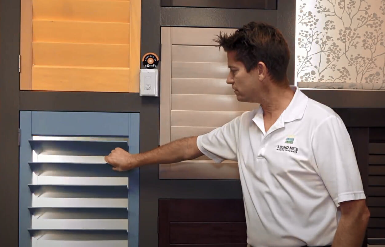 Plantation Shutter Innovations