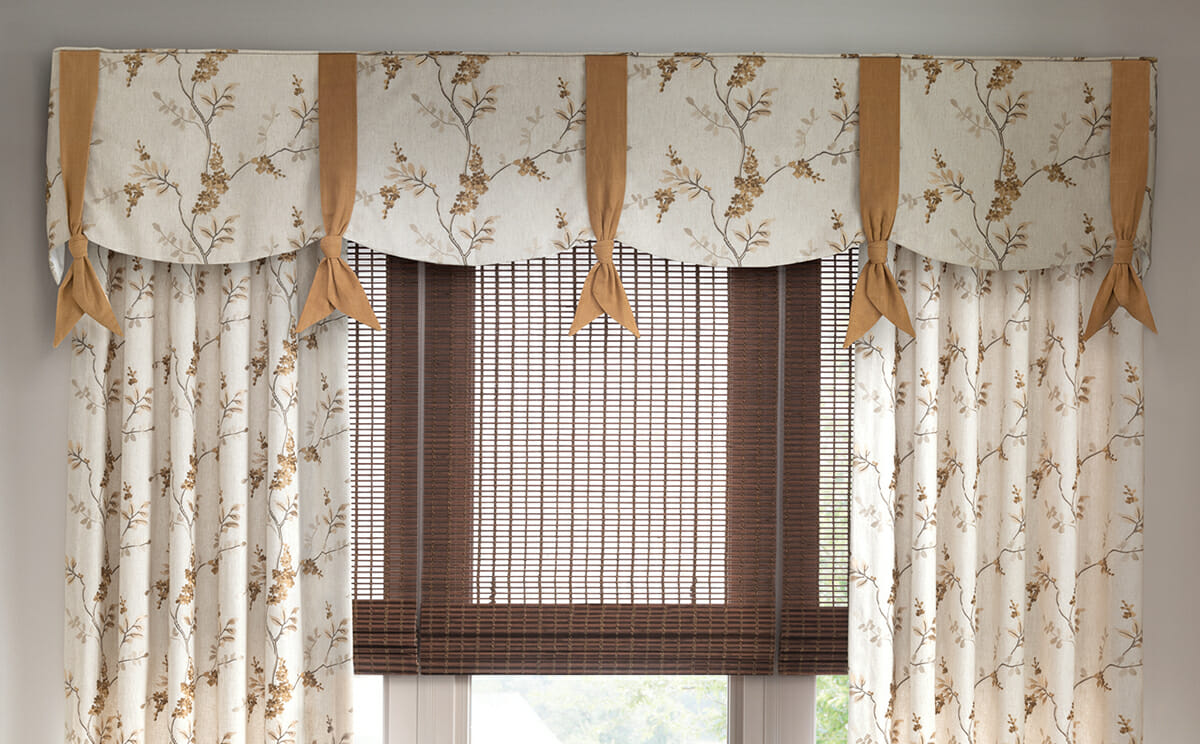 Are window treatments out of style?