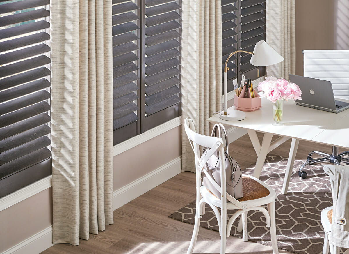 What are the latest trends in window treatments?