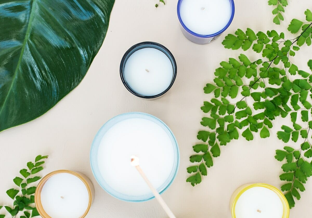 Fill your home with summer sounds and smells