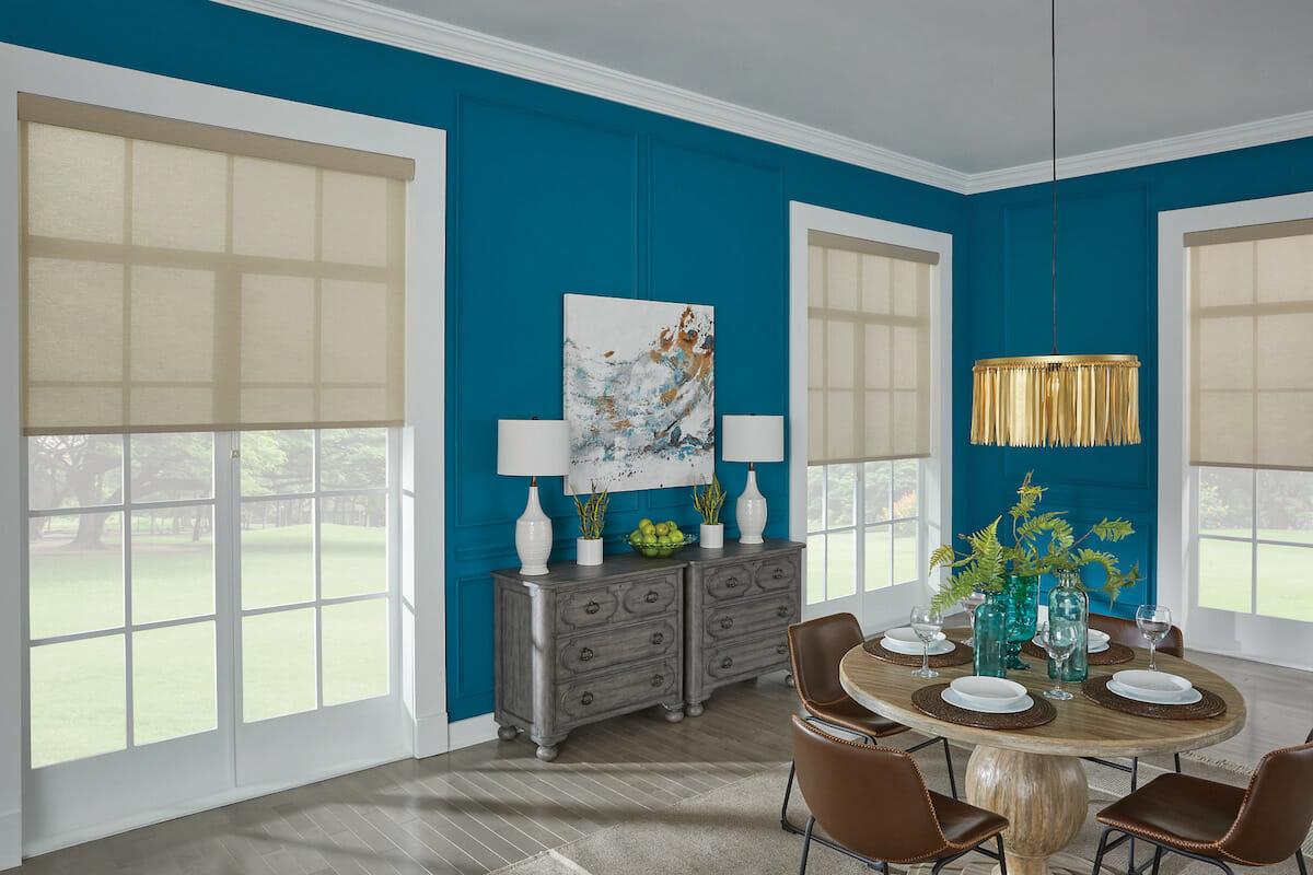Make your home your sanctuary with custom window treatments that make every room feel like nirvana.