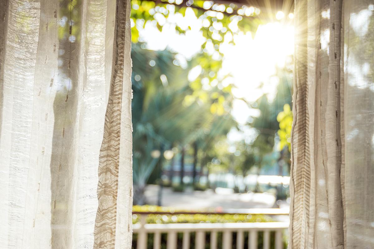 4 Best Window Treatments for Blocking Summer Heat